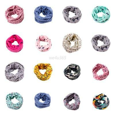 Baby Boys Girls Kid Cotton Collar Scarf Neck Scarves Neck Wrap Autumn Winter New