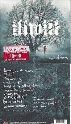 Cd--Lake Of Tears--Illwill -Ltd.digipak-| Limited Edition