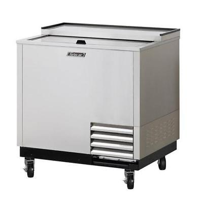 Turbo Air - TBC-36SD-GF - 36 3/7 in 1 Lid SS Glass Chiller