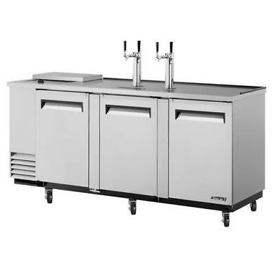 Turbo Air - TCB-4SD - 90 in Stainless Club Top Beer Dispenser