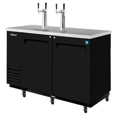Turbo Air - TBD-2SB - 59 in Draft Beer Dispenser