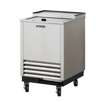 Turbo Air - TBC-24SD-GF - 24 7/8 in 1 Lid SS Glass Chiller