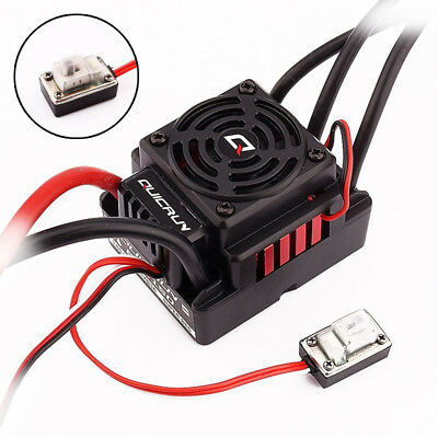 150A Hobbywing QUICRUN-WP-8BL Wasserdicht Waterproof Brushless Regler ESC 1/8 RC