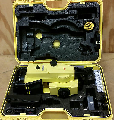 Leica Builder 206 Total Station Package, survey equipment