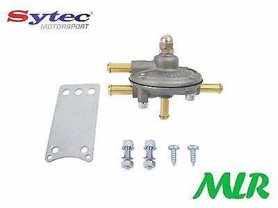 Fuel Pressure Regulator For Injection To Carb Conversions Reduces 60 To 5Psi Fp
