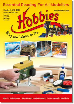 Hobbies Handbook 2018 Your One Stop Model Shop