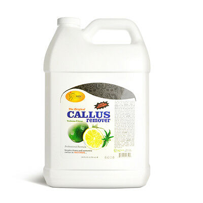 Spa Redi Callus Remove Callus Remover Lemon Lime Callus Remover 128OZ / 1 Gallon