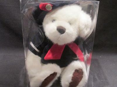 Taylor Pickford Bears Brass Button Bear Blue Sailor Uniform with Hat in Display