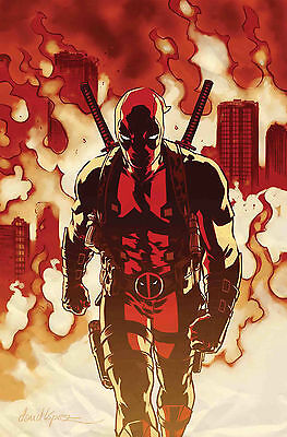 Deadpool #36 Preorder No Extra P&p Bagged And Boarded