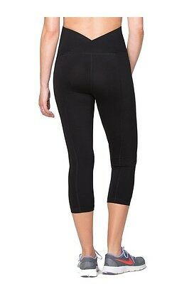 NWT Ingrid & Isabel Active Legging with Crossover Panel Maternity medium