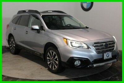 2015 Subaru Outback 3.6R Limited NAVIGATION REAR-VIEW CAMERA MOONROOF 2015 Subaru Outback Blue SUV 3.6R Limited NAVIGATION REAR-VIEW CAMERA MOONROOF