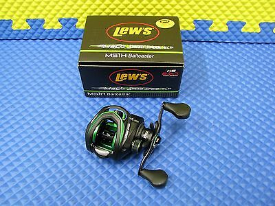 Lew's® Mach Speed Spool® SLP (Super Low Profile) Baitcaster Reel 10BRG MS1H