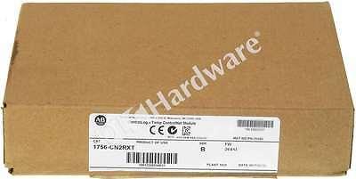 New Allen Bradley 1756-CN2RXT /B Pkg 2017 ControlLogix-XT Redundant Bridge Qty