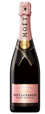 Moët & Chandon Rosé `Impérial` NV (6 x 750mL), Champagne, France.