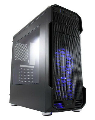 LC-Power Gaming 984B Dragonslayer Gehäuse, Midi Tower, PC Case