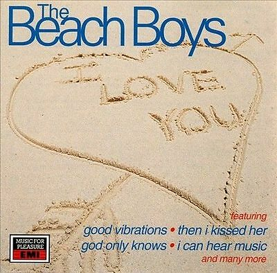 THE BEACH BOYS I Love You CD BRAND NEW Compilation
