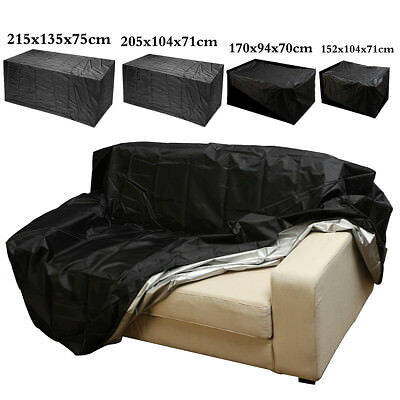 Outdoor Waterproof Furniture Protector Table Set Chair Sofa Cover Tighten Garden