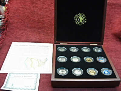 The Ultimate Nickel Collection - 2004 - Neat Set In Display Box