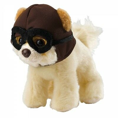 Gund Itty Bitty Boo Pilot With Goggles Plush Toy 4049361