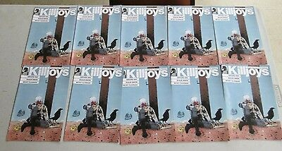 10x TRUE LIVES OF THE FABULOUS KILLJOYS 1 PHANTOM VARIANT Gerard Way Doom Patrol