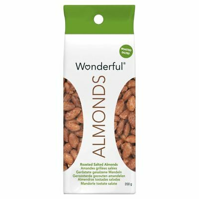 Wonderful Almonds Roasted & Salted (200g)