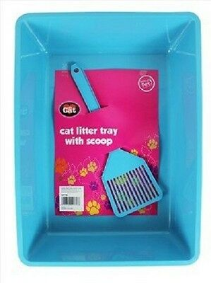 Rwp73B Rwp736 Cat Litter Tray With Scoop [7366]