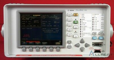 HP - Agilent - Keysight J1409A -002-104 COMMUNICATIONS PERFORMANCE ANALYZER