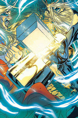 Mighty Thor #23 Preorder No Extra P&p Bagged And Boarded