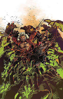 Old Man Logan #28 Preorder Near Mint First Print Bagged And Boarded