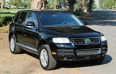 2006 Volkswagen Touareg California 1 Owner, 11k in Receipts California Original, 2006 Volkswagen Touareg V8 AWD NAV, 1 Owner,Runs & Looks A+