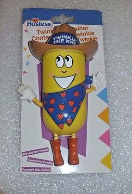 Hostess Twinkie The Kid Twinkie Container By Interstate~*~New~*~Cute