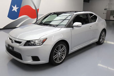 "2011 Scion tC Base Coupe 2-Door 2011 SCION TC AUTOMATIC PANO SUNROOF 18"" WHEELS 27K MI #004381 Texas Direct Auto"