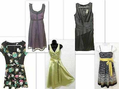 Wholesale Lot of 5 New NWT Size 2 X-Small Dress Dresses Max and Cleo