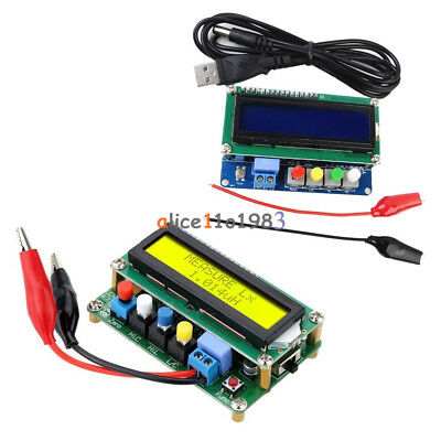 LC100-A High Precision Digital Inductance Capacitance L/C Power Meter  Board