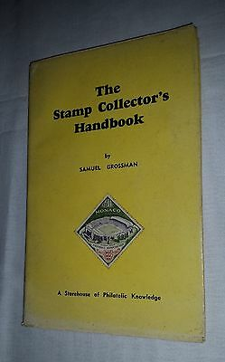 Stamp Collector's Handbook 1964 stamp Catalogue rare WITH DUSTJACKET