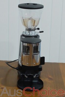 Mazzer Luigi SRL Mini Man Black Deli Cafe Espresso Coffee Bean Grinder Machine