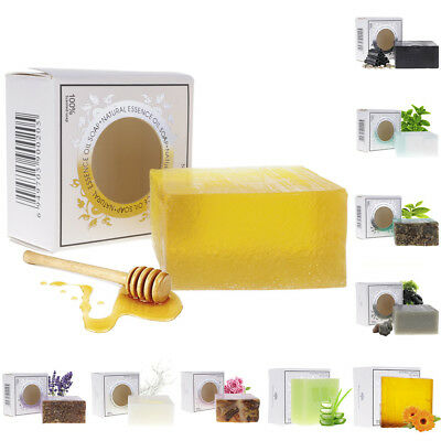 Natural Handmade Oil Control Soap Moisturizing Shrink Pores Face Cleaning Soap