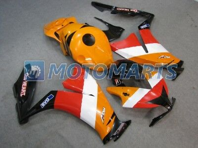 New Painted Injection Bodywork Fairing fit Honda CBR 1000 RR 2012 1000rr AA