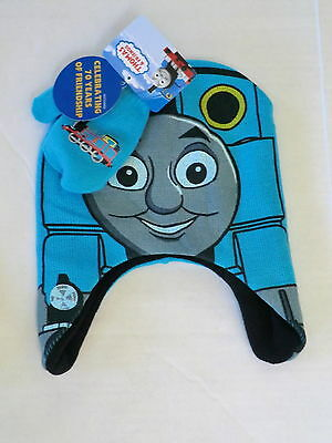 Thomas Train hat gloves set boys girls tank engine one size fits most new winter