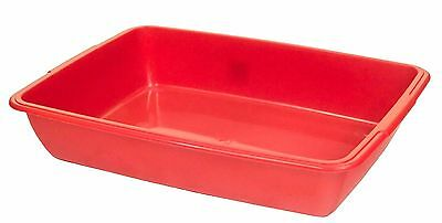 39693R 396937 red Whitefurze 42cm Cat Litter Tray P0301 [0805]