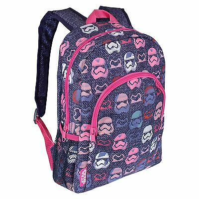 Star Wars Backpack | Girls Star Wars Bag | Kids Star Wars Rucksack