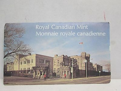 1977 Canadian Uncirculated Coin Set