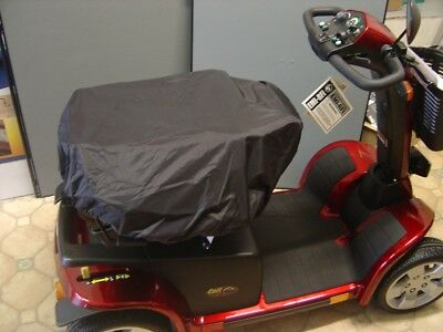 Mobility Choices Elasticated Waterproof Mobility Scooter Parking Seat Cover
