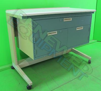 Mobile Work Lab  Bench Cabinet  #1