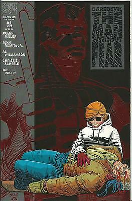 Daredevil: Man Without Fear #1 (Of 5) (Marvel) 1993 Mini Series