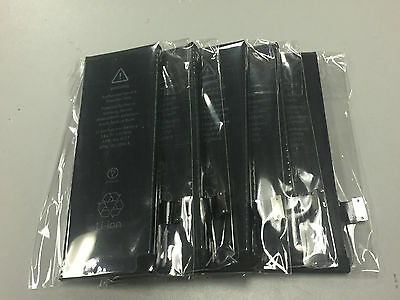 5x Brand New OEM Replacement Battery for iPhone 5S 616-0721 616-0722 1560mAh