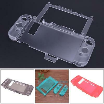 Crystal Protective Case Cover for Nintendo Switch NS Console Joystick Controller