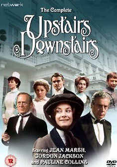 Upstairs Downstairs the Complete Series 1 2 3 4 5 New DVD Reg4