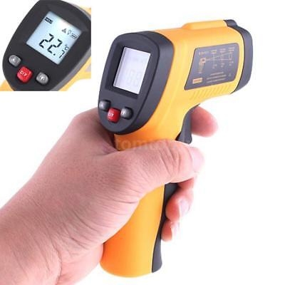 KKmoon Non-contact Laser Digital Infrared Thermometer Temperature Gun -50~420℃