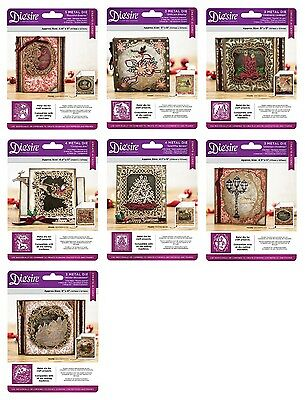 Crafters Companion Die'sire Dies - Christmas Create A Card  - New Out 2017